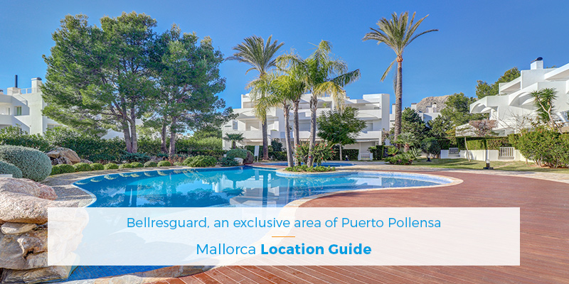 A Perfectly Located Holiday Apartment In Puerto Pollensa