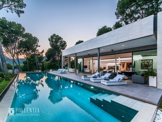 Luxury Villa To Rent In Formentor, With Pool And Sea Views ...